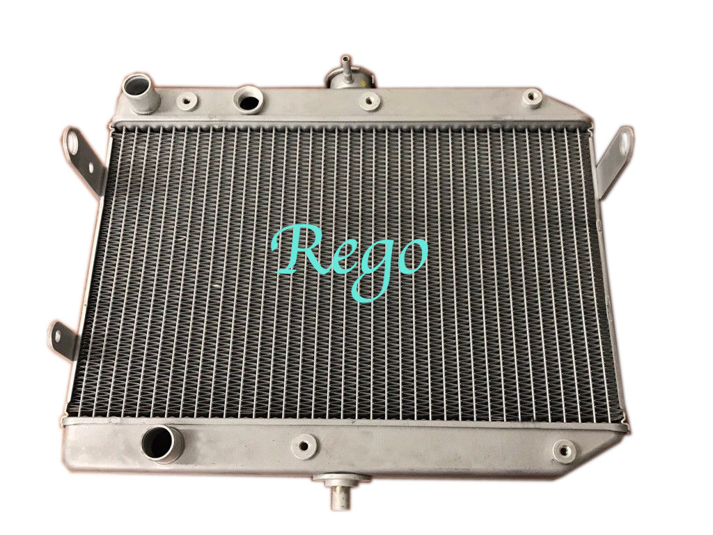 Motocycle ATV Dirt Bike Aluminum Radiator for 2007-2014 4x4 SUZUKI KING QUAD LT-A450, LT-A500, LT-A750 MODELS