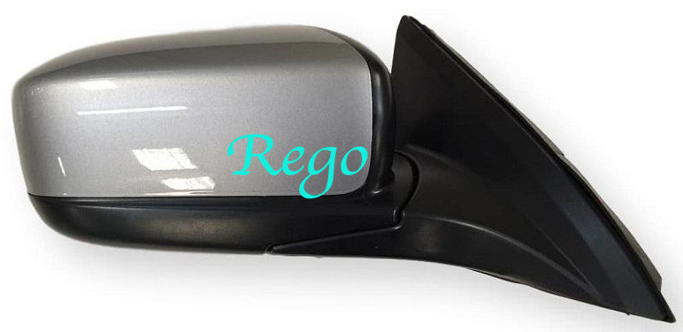 Rear Passenger Side View Mirror 1 Year Warranty For Honda Accord Car 05 - 09